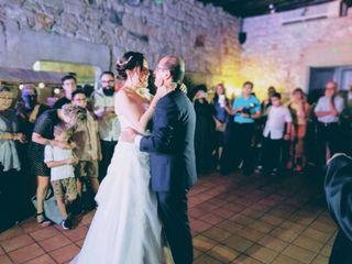 La boda de Mónica y David