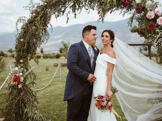 La boda de Natacha y Sergio