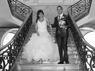 La boda de Melania y David 1