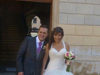 La boda de Melania y David 2