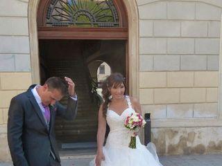 La boda de Melania y David 3
