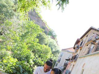La boda de Fuensanta y Alberto 1