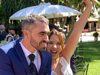 La boda de Ana y Alfredo