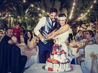 La boda de Cristina y Aingeru 1