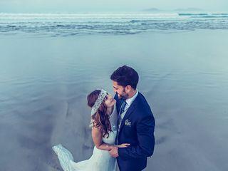 La boda de Cristina y Aingeru