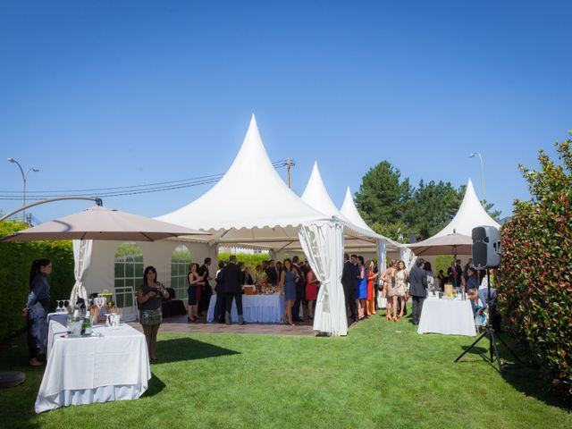 La boda de Javi y Alba en Lugo, Lugo 13