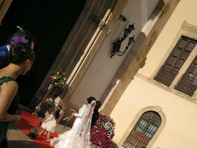 La boda de Noé y Paloma en Almería, Almería 3