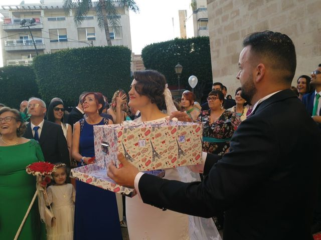 La boda de Noé y Paloma en Almería, Almería 4