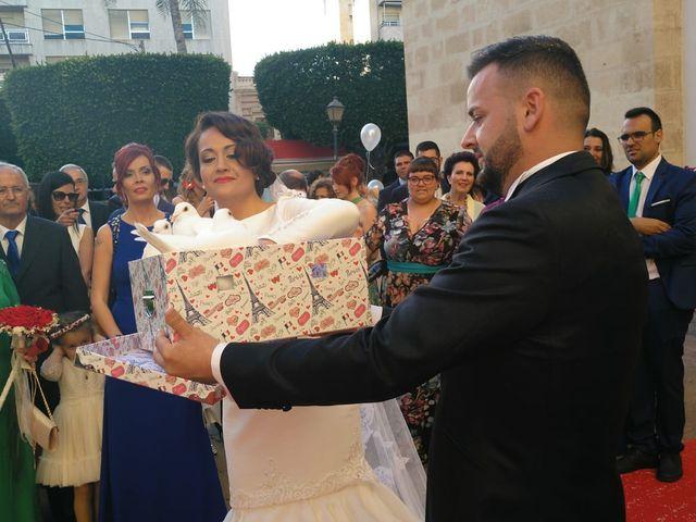 La boda de Noé y Paloma en Almería, Almería 5
