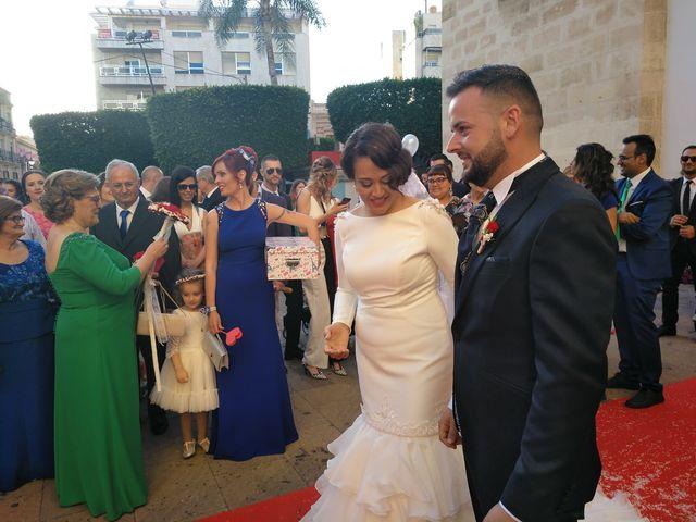 La boda de Paloma y Noé