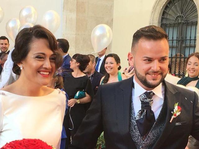 La boda de Noé y Paloma en Almería, Almería 1
