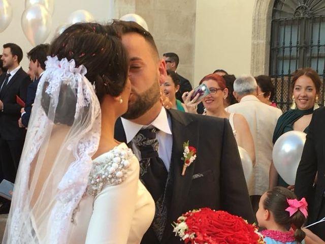 La boda de Noé y Paloma en Almería, Almería 6
