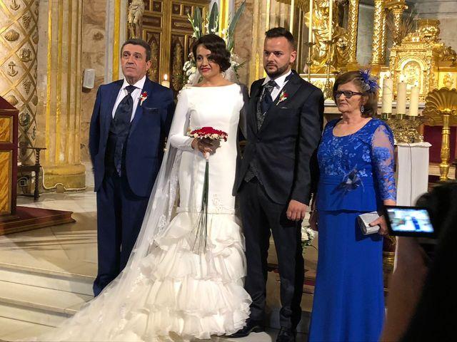 La boda de Noé y Paloma en Almería, Almería 11