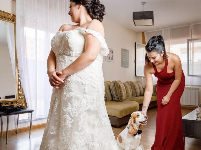 La boda de Adelin y Andreea en Logroño, La Rioja 7