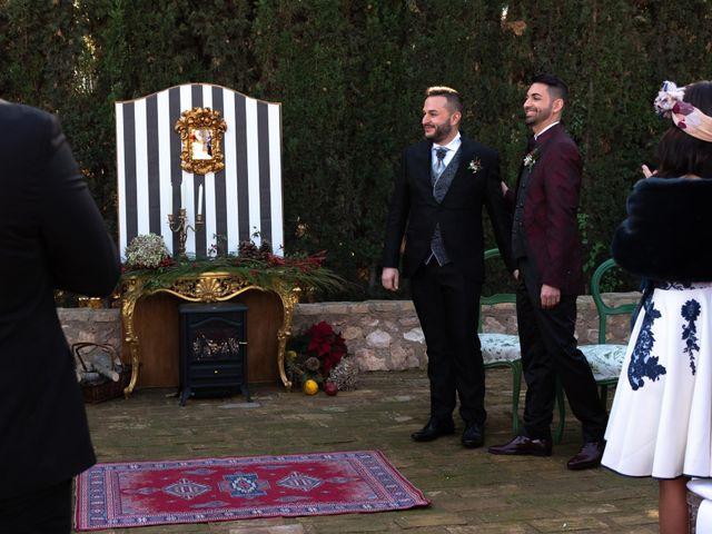 La boda de Daniel y Fco Javier en Cartagena Naval, Murcia 4
