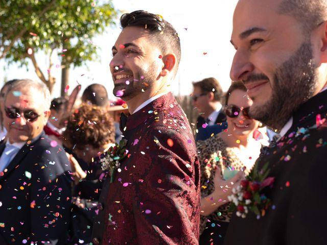 La boda de Daniel y Fco Javier en Cartagena Naval, Murcia 6