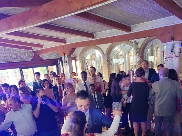 La boda de David  y Cristina  en Benajarafe, Málaga 2