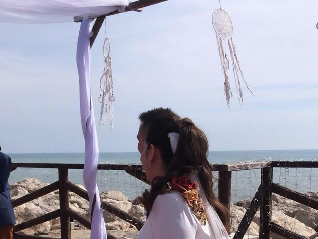 La boda de David  y Cristina  en Benajarafe, Málaga 6