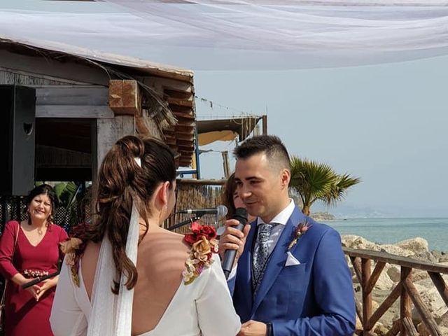 La boda de David  y Cristina  en Benajarafe, Málaga 7