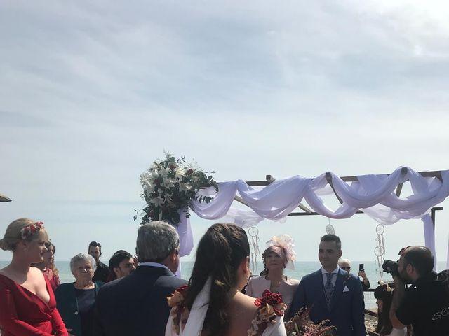 La boda de David  y Cristina  en Benajarafe, Málaga 8