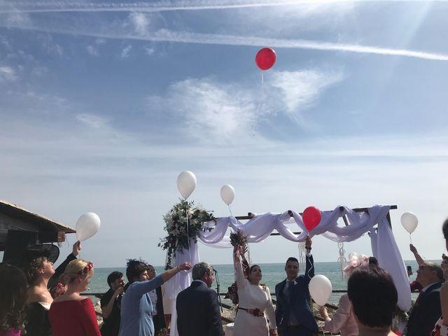La boda de David  y Cristina  en Benajarafe, Málaga 9