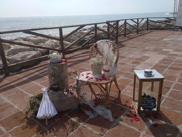 La boda de David  y Cristina  en Benajarafe, Málaga 10