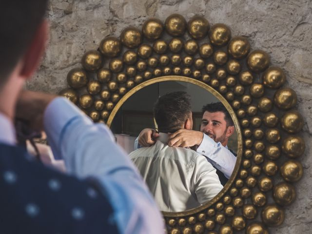 La boda de Angelo y Emmanuelle en La/villajoyosa Vila Joiosa, Alicante 3