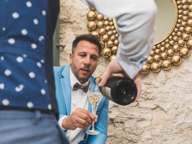 La boda de Angelo y Emmanuelle en La/villajoyosa Vila Joiosa, Alicante 4