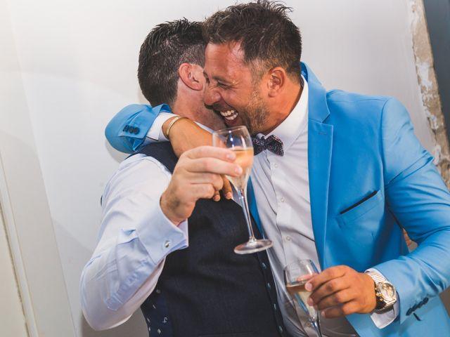 La boda de Angelo y Emmanuelle en La/villajoyosa Vila Joiosa, Alicante 5