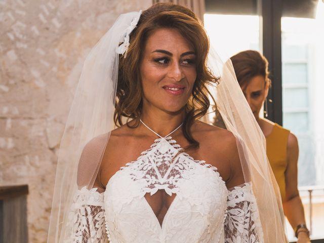 La boda de Angelo y Emmanuelle en La/villajoyosa Vila Joiosa, Alicante 16