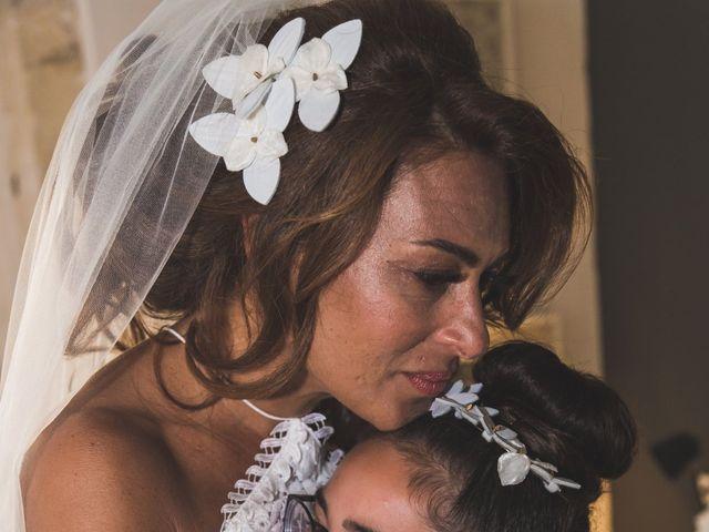 La boda de Angelo y Emmanuelle en La/villajoyosa Vila Joiosa, Alicante 17