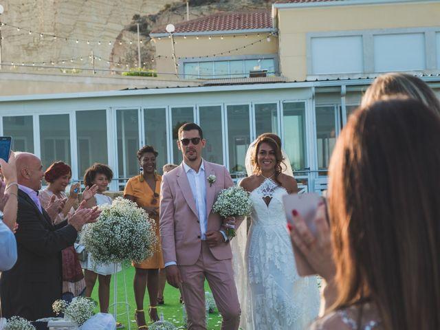 La boda de Angelo y Emmanuelle en La/villajoyosa Vila Joiosa, Alicante 23