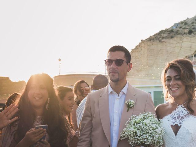 La boda de Angelo y Emmanuelle en La/villajoyosa Vila Joiosa, Alicante 24