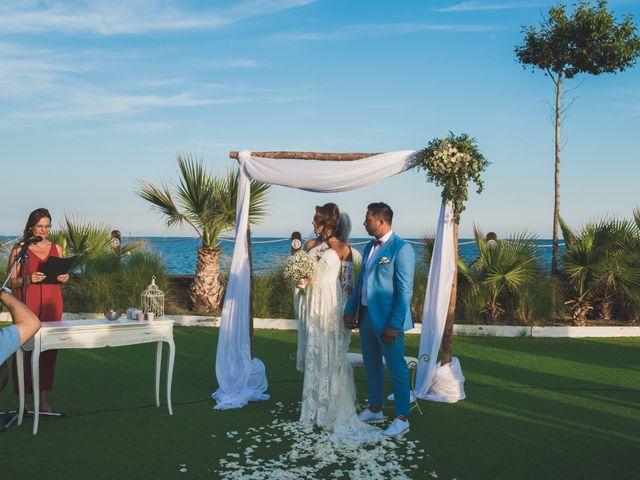La boda de Angelo y Emmanuelle en La/villajoyosa Vila Joiosa, Alicante 26