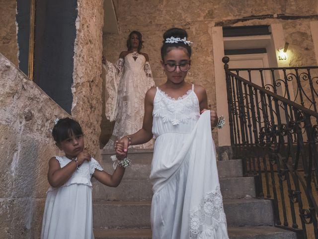 La boda de Angelo y Emmanuelle en La/villajoyosa Vila Joiosa, Alicante 19