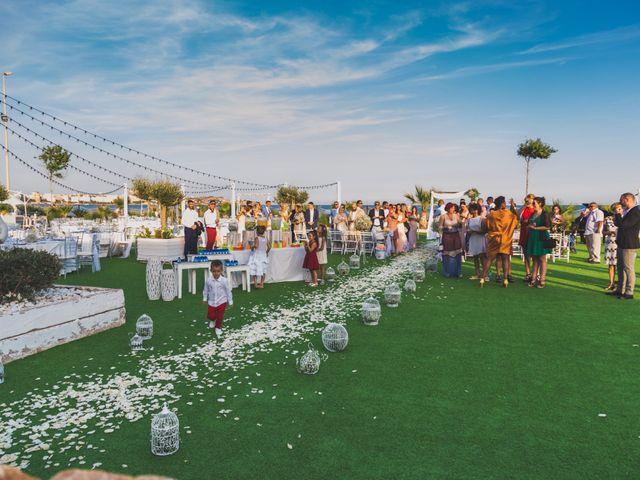 La boda de Angelo y Emmanuelle en La/villajoyosa Vila Joiosa, Alicante 20