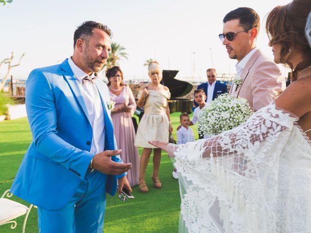 La boda de Angelo y Emmanuelle en La/villajoyosa Vila Joiosa, Alicante 25