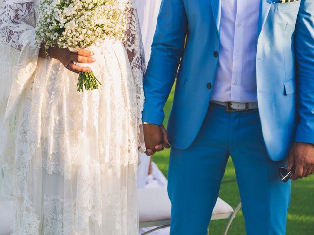 La boda de Angelo y Emmanuelle en La/villajoyosa Vila Joiosa, Alicante 27