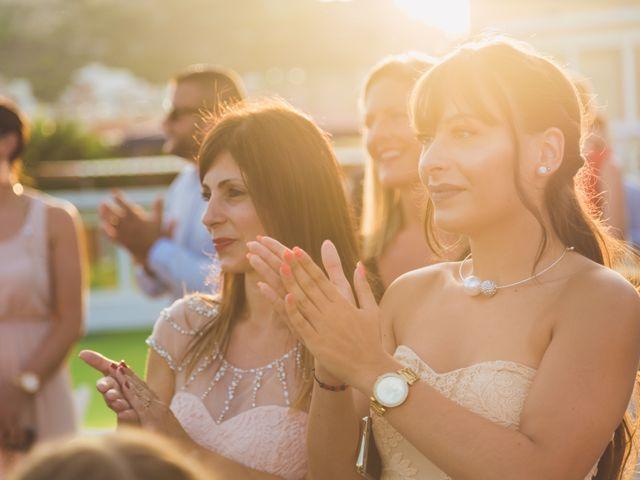 La boda de Angelo y Emmanuelle en La/villajoyosa Vila Joiosa, Alicante 37