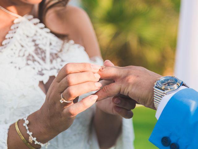 La boda de Angelo y Emmanuelle en La/villajoyosa Vila Joiosa, Alicante 31