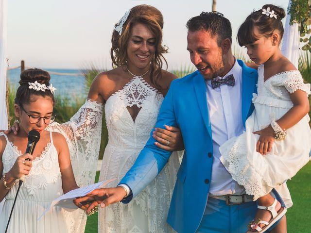 La boda de Angelo y Emmanuelle en La/villajoyosa Vila Joiosa, Alicante 35