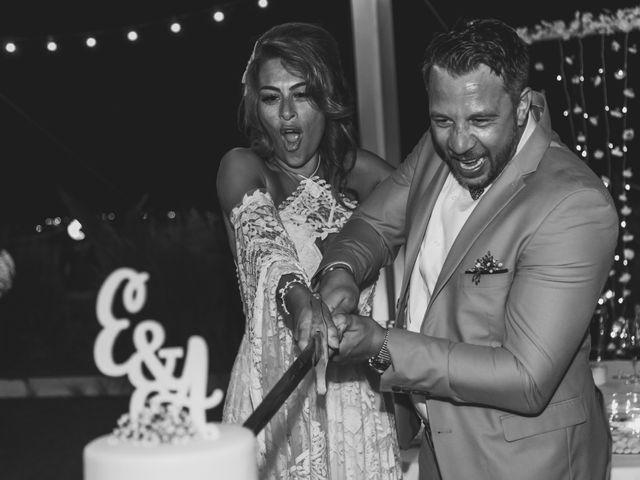 La boda de Angelo y Emmanuelle en La/villajoyosa Vila Joiosa, Alicante 41