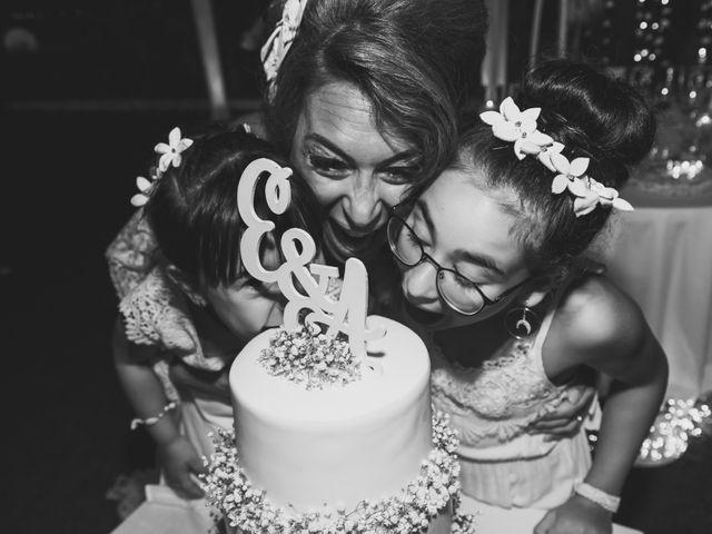 La boda de Angelo y Emmanuelle en La/villajoyosa Vila Joiosa, Alicante 40