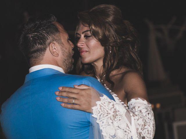 La boda de Angelo y Emmanuelle en La/villajoyosa Vila Joiosa, Alicante 42