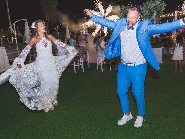 La boda de Angelo y Emmanuelle en La/villajoyosa Vila Joiosa, Alicante 43