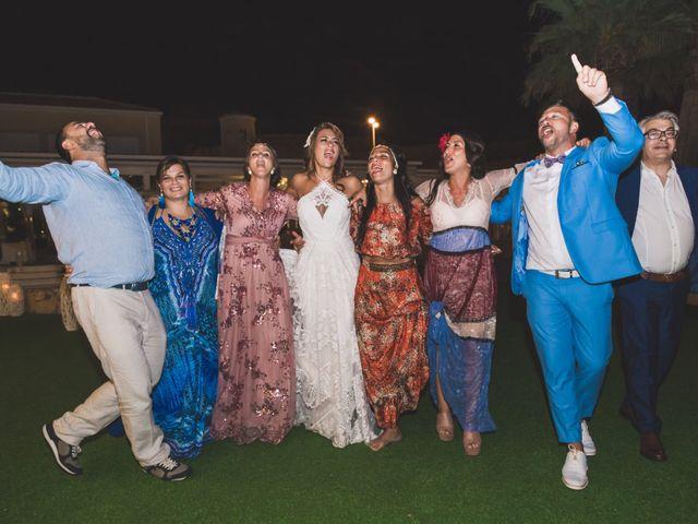 La boda de Angelo y Emmanuelle en La/villajoyosa Vila Joiosa, Alicante 45
