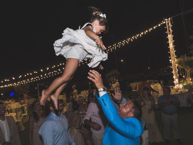 La boda de Angelo y Emmanuelle en La/villajoyosa Vila Joiosa, Alicante 47