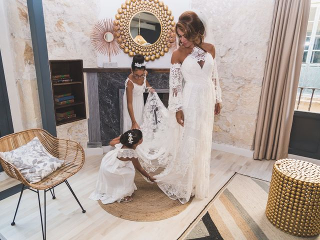 La boda de Angelo y Emmanuelle en La/villajoyosa Vila Joiosa, Alicante 18