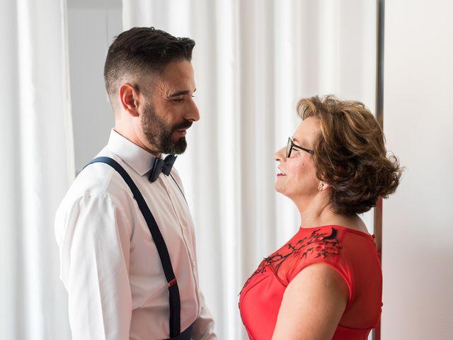 La boda de Toni y Leticia en Málaga, Málaga 1