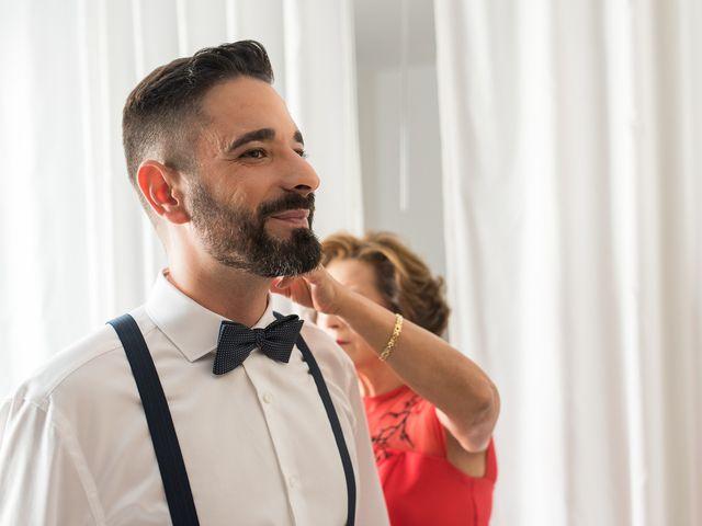 La boda de Toni y Leticia en Málaga, Málaga 2